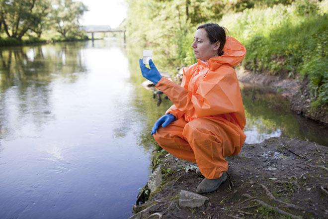 Экологическая проблема охрана воды от загрязнения