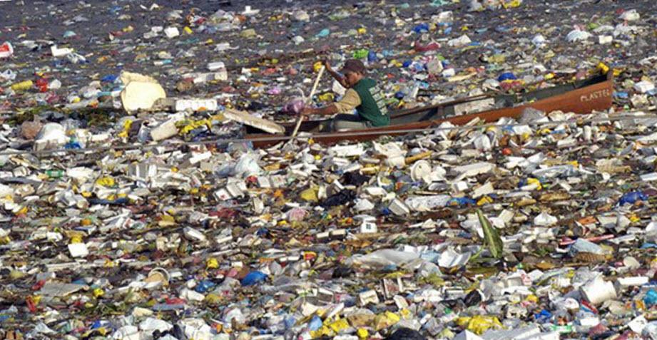 Мировой океан превратился в свалку мусора
